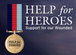 http://www.helpforheroes.org.uk web site