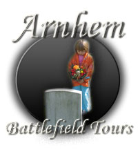 Arnhem battlefield tours site